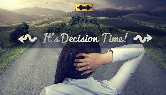 choosing a career decision